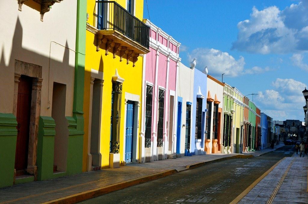 ... coco, coco, coco, czyli podróż <b>przez</b> Campeche, Tabasco i Chiapas