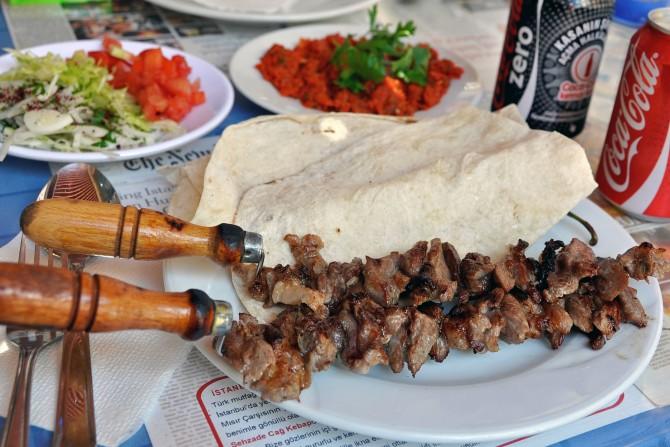 Turcja, Istambuł, co jeść w Istambule, co zobaczyć w Istambule
