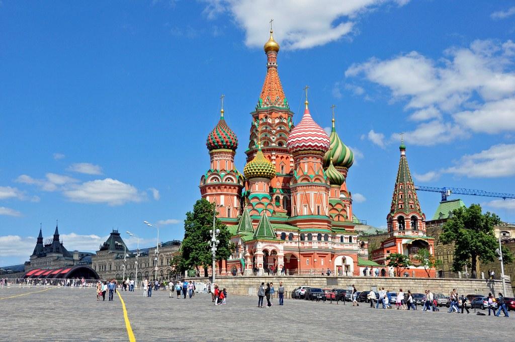 Kulinarnie W Moskwie Relacja Na Tasteawaypl