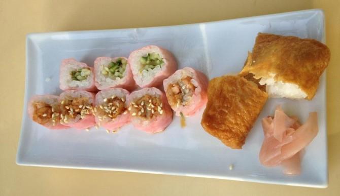 sushi dla malucha