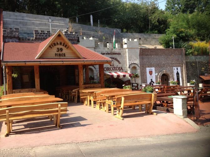 baseny termalne, Dolina Pięknej Pani, Eger, Egerszalok, hotel Kulacs Csarda Panzio, kuchnia węgierska, puree z kasztanów, Szepasszony Volgy