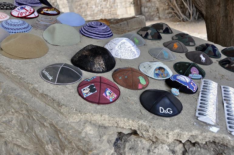 Akka, Goocha, Hajfa, Jerozolima, Manta Ray, Tel Aviv, The Garden