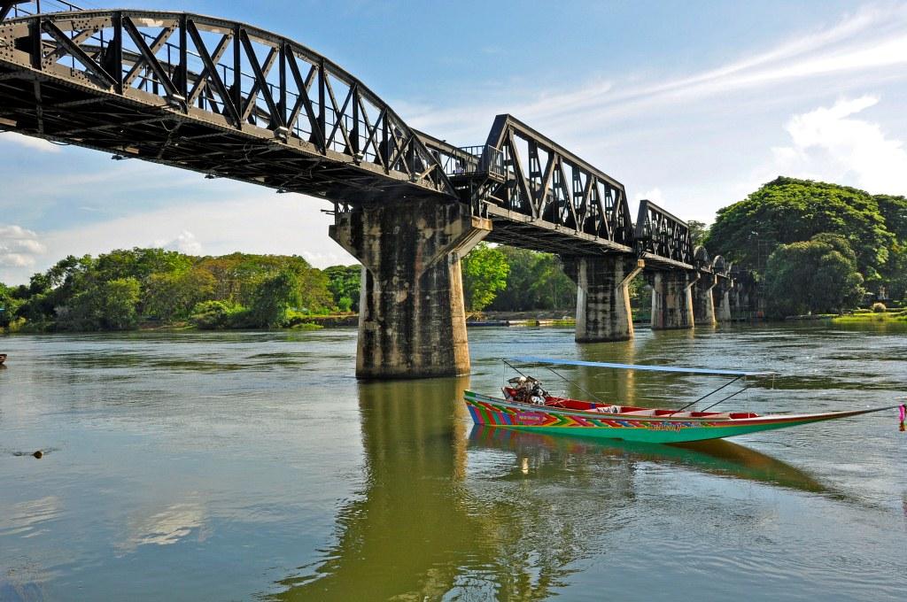 Damnoen Saduak, floating market, Krabi, Półwysep Phranang, Railay, rzeka Kwai, Samut Songkhram