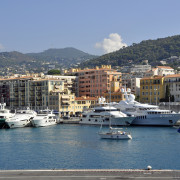 Lazurowe wybrzeże, Nicea,saint tropez, luxusowe jachty, Francja, Monaco
