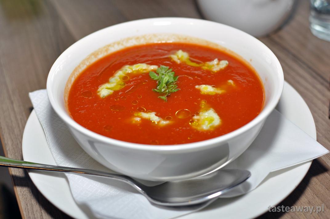 krem z pomidorów, Kura Domowa, Wawer