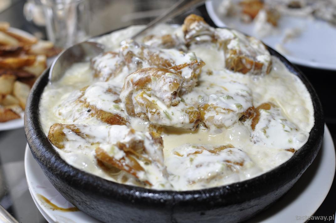 kurczak czmeruli, Gruzja