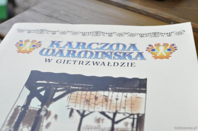 Karczma Warmińska, Gietrzwałd