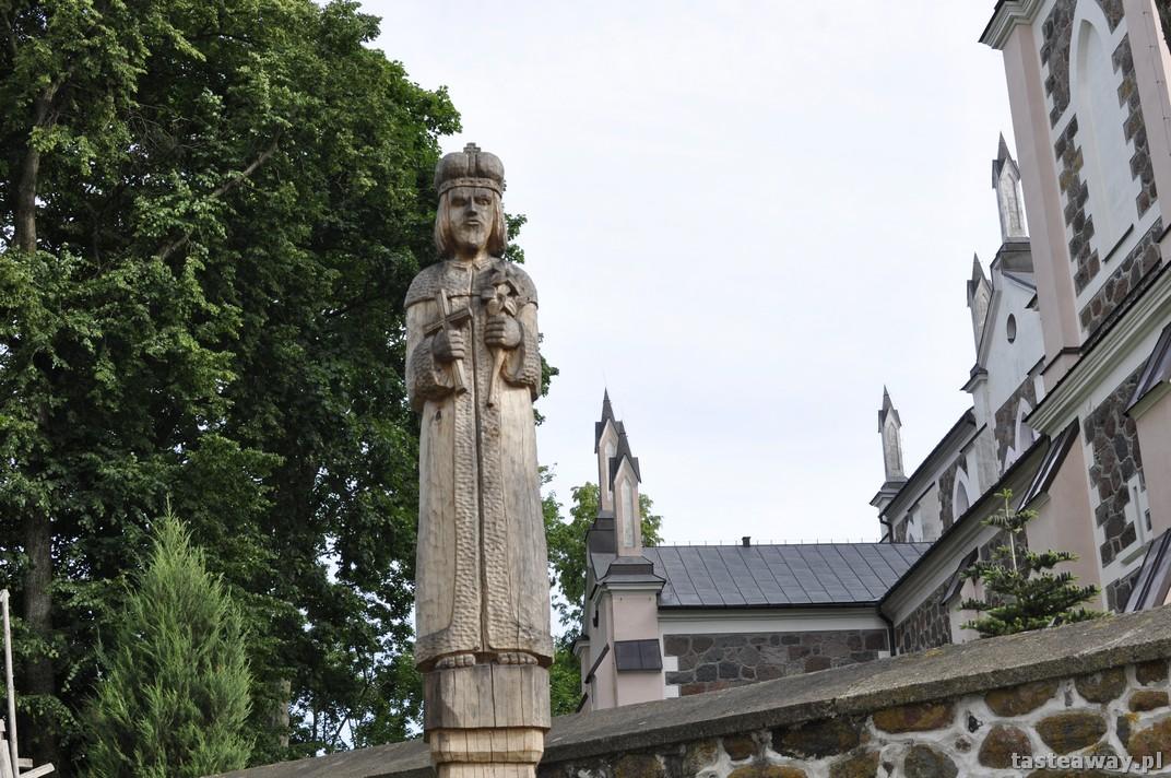 Puńsk, Kościół Wniebowzięcia NMP