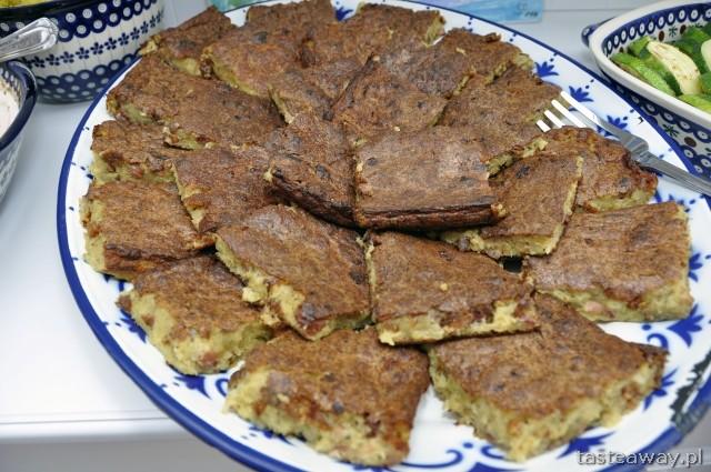 Gościniec Gaładuś, kuchnia kresowa, babka ziemniaczana
