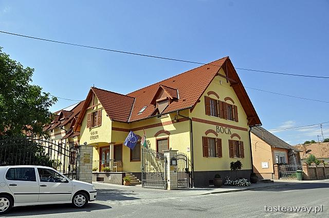 Bock, Villany, Węgry, wino