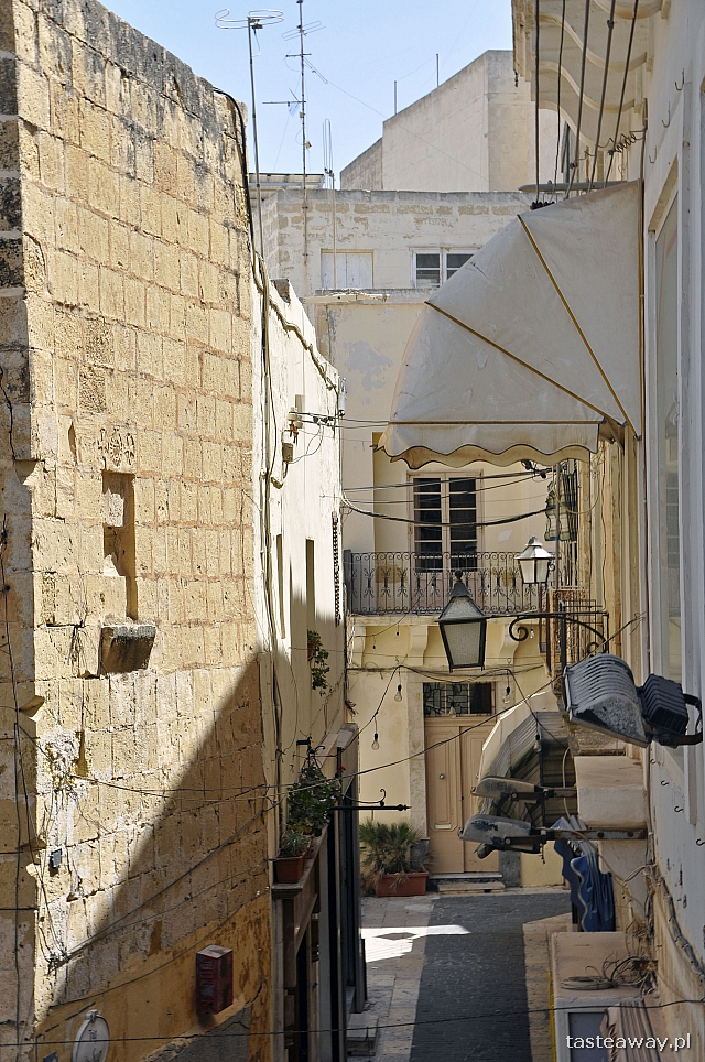 Victoria, Gozo, il Borgo