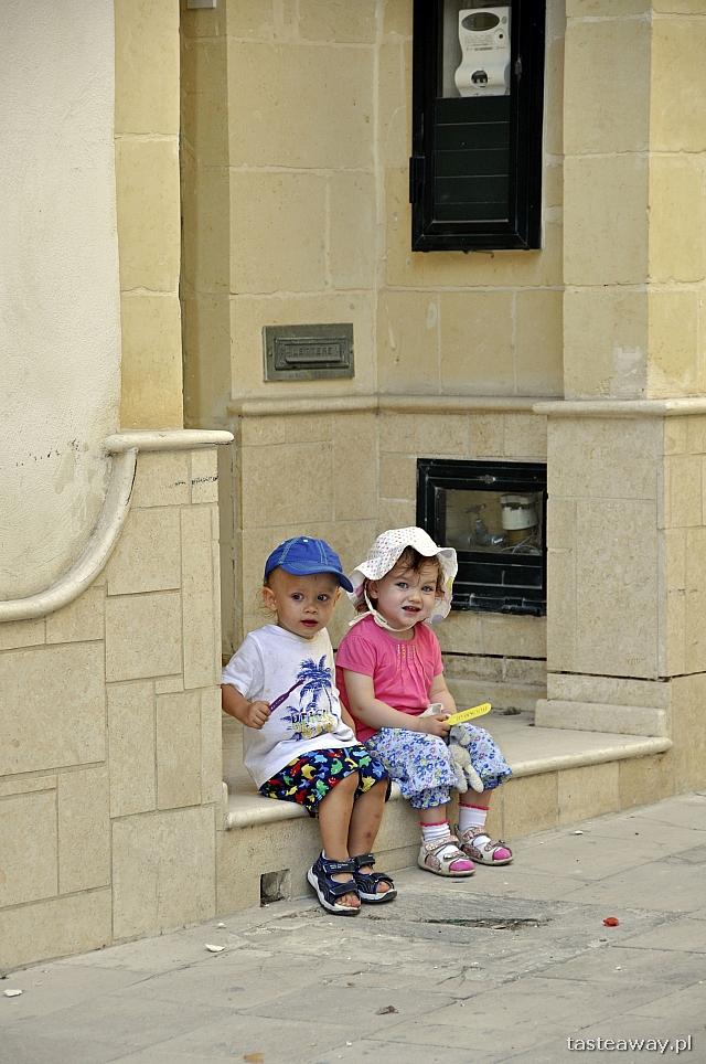 Victoria, Gozo, il Borgo, podróże z dzieckiem