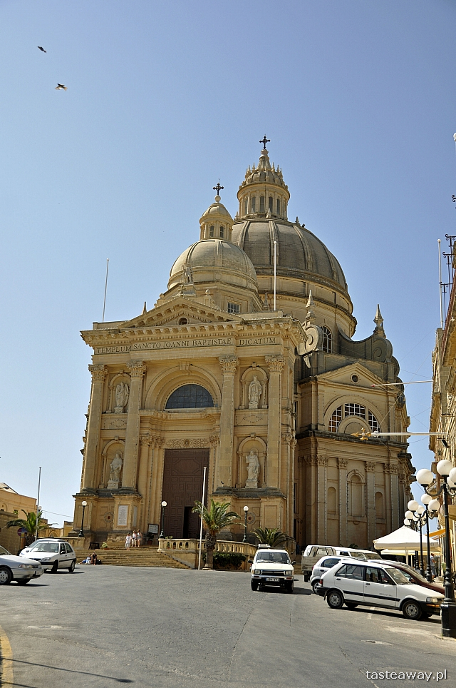 Xewkija Rotunda, Gozo