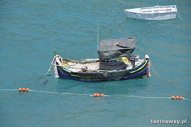 łódki, Malta, Gozo