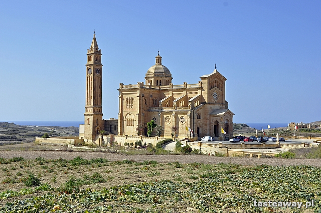 Ta Pinu, Gozo, religia na Malcie