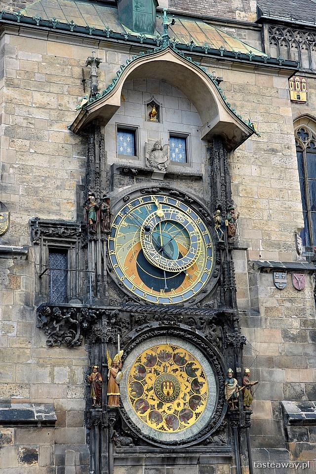 Praga, zegar astronomiczny