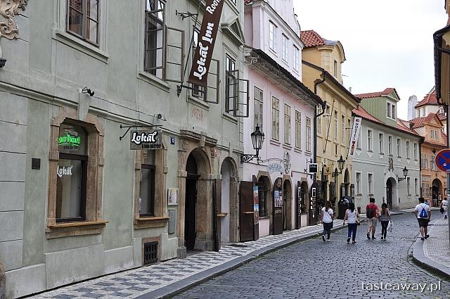 Mala Strana, Praga, Lokal