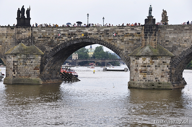 Most Karola, Mala Strana, Praga
