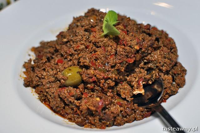 picadillo, El Caribe, kuchnia kubańska
