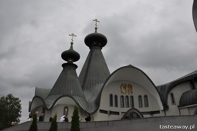 Sobór Świętej Trójcy, Hajnówka, Białowieża
