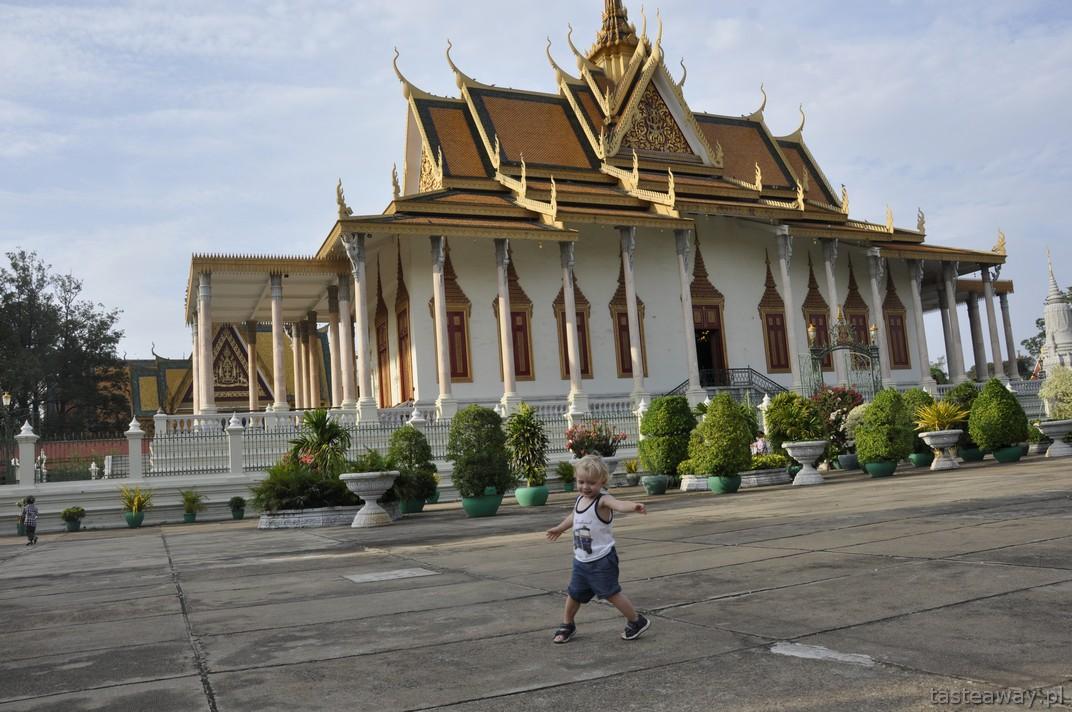 Pałac Królewski, Phnom Penh