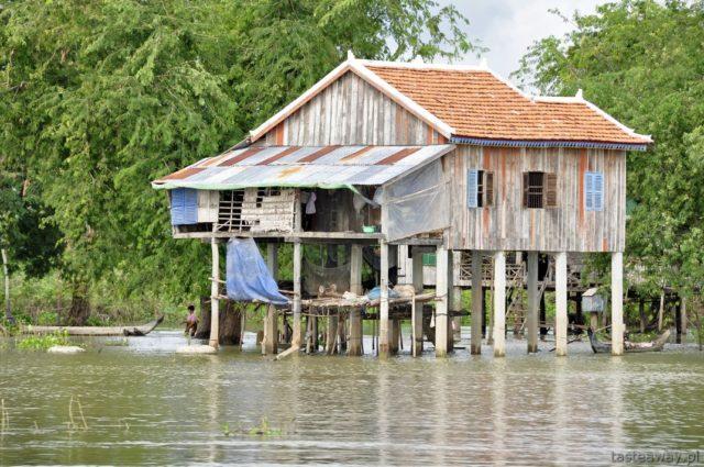 Tonle Sap, Phnom Penh, Kambodża