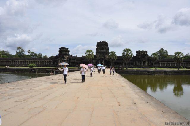Angkor Wat, Angkor, Siem Reap, Kambodża