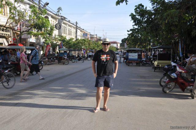 Siem Reap, Kambodża, Angkor