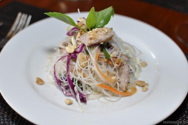 Kambodża, Siem Reap, Aha restaurant