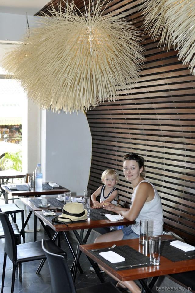 Kambodża, Siem Rea, Aha Restaurant