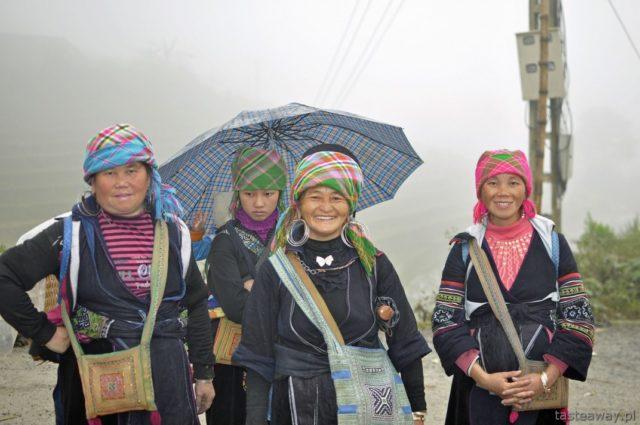 Sa Pa, Wietnam, wioski