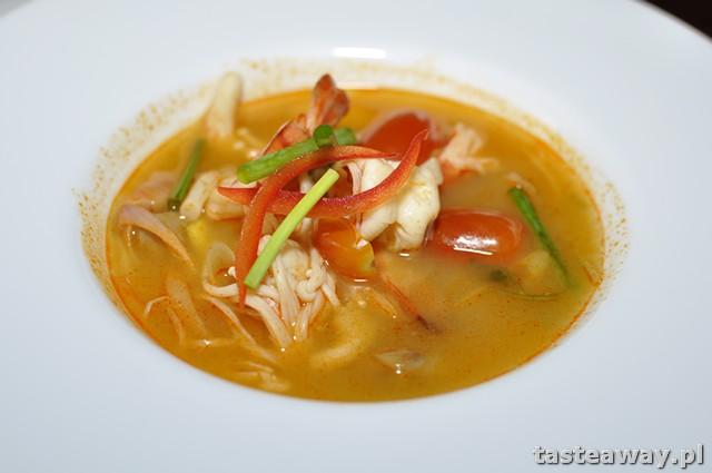 Kuchnia Tajska Lekcja Gotowania I Pikantna Sałatka Z Wołowiną