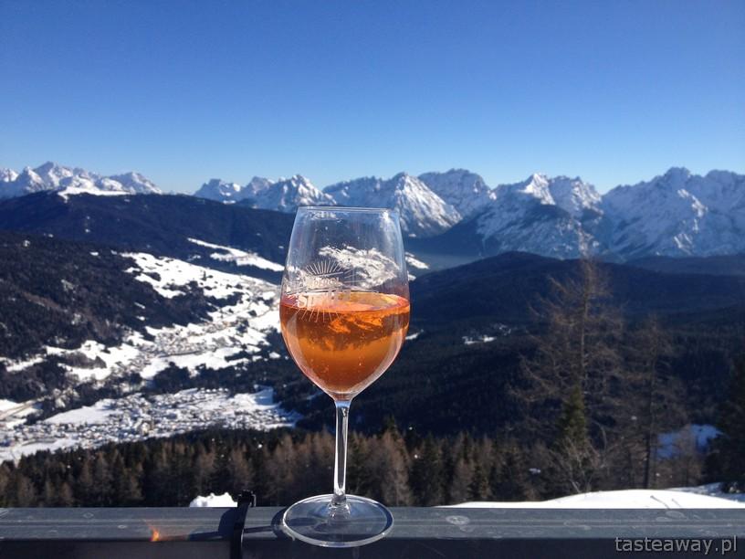veneziano, aperol spritz, Południowy Tyrol