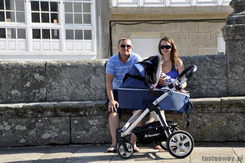 podróżowanie z niemowlakiem, rodzinne podróże, karmienie w podróży
