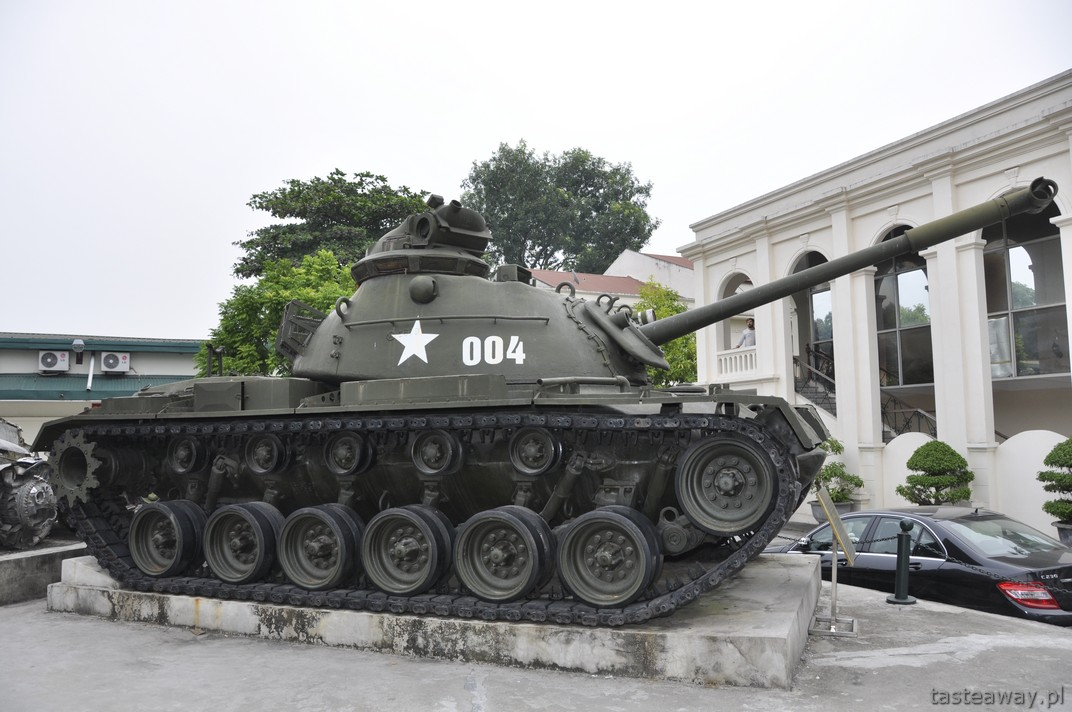 Muzeum Wojska, Hanoi, Wietnam