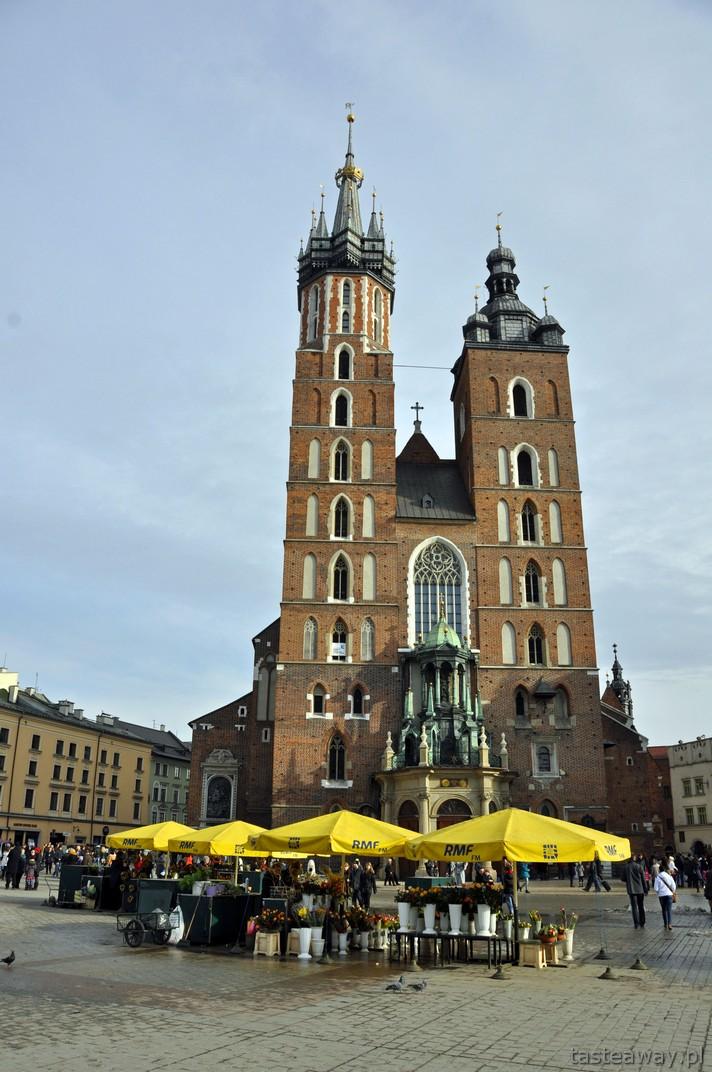 Kościół Mariacki, Kraków, Rynek