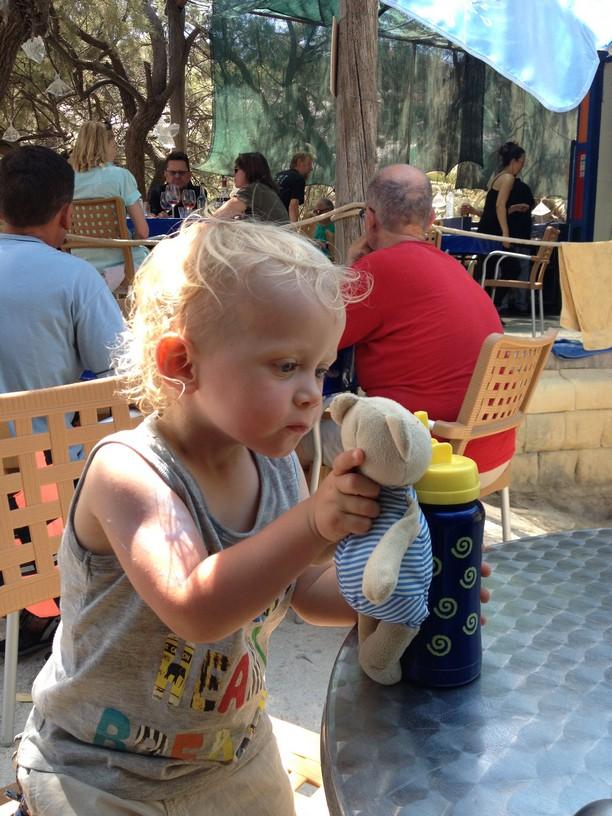 dziecko w restauracji, restauracje