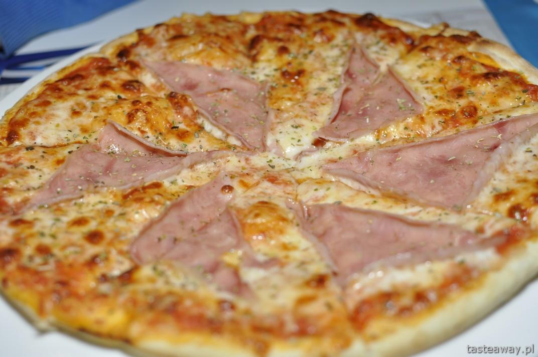 pizza, Augiustów, Greek Zorbas, kuchnia grecka