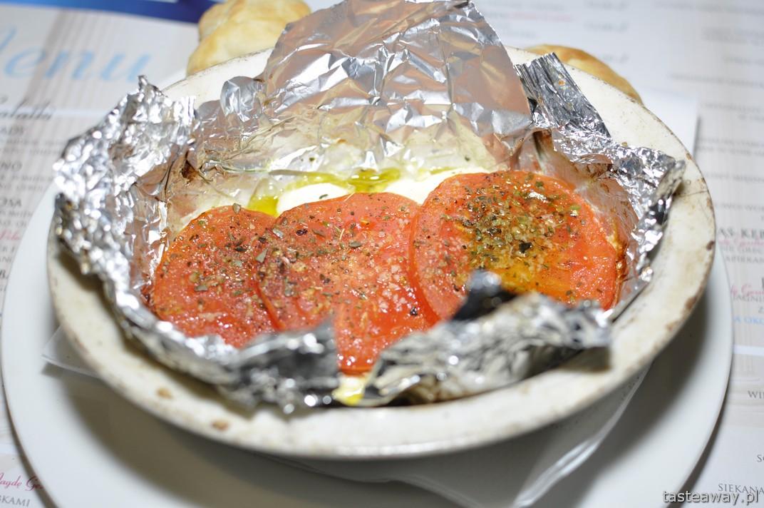 Greek Zorbas, Augustów, kuchnia grecka, saganaki, przekąski, restauracje Suwalszczyzna