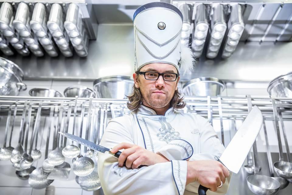 Sylwester Lis O Kuchni Polskiej Gastronomii I Kwasnicy Jakiej Nie