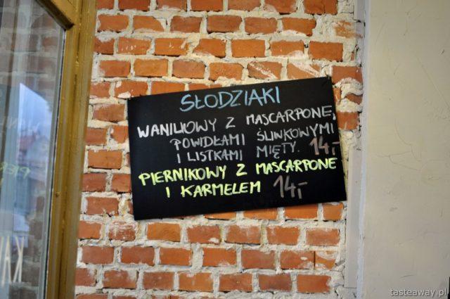 Gofiarnia, waffles, sweet, breakfast, Warsaw, Mokotów