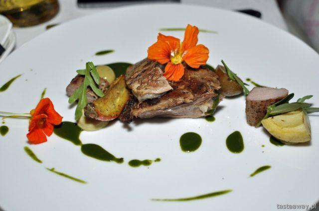 jagnięcina, fine dining, Kreta, Grecja, kuchnia grecka