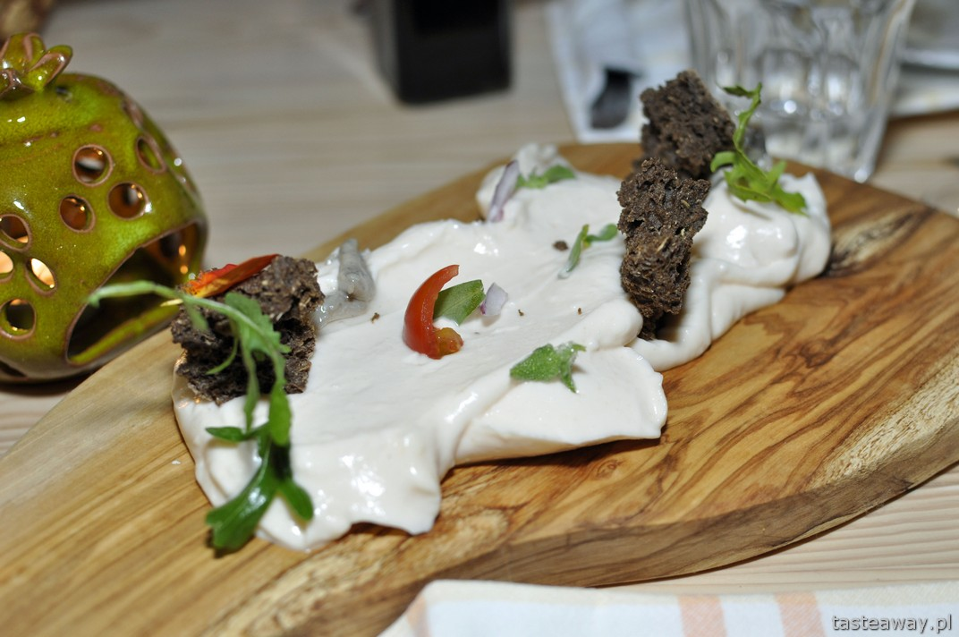 taramosalata, Kreta, Grecja, kuchnia grecka, przystawka, Raki Ba Raki