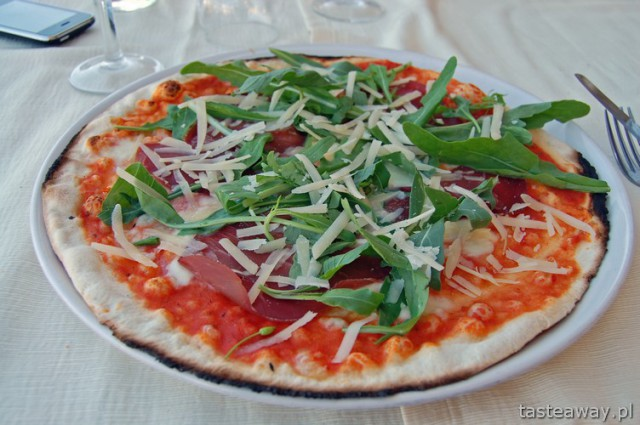 pizza, South Italy, Trani