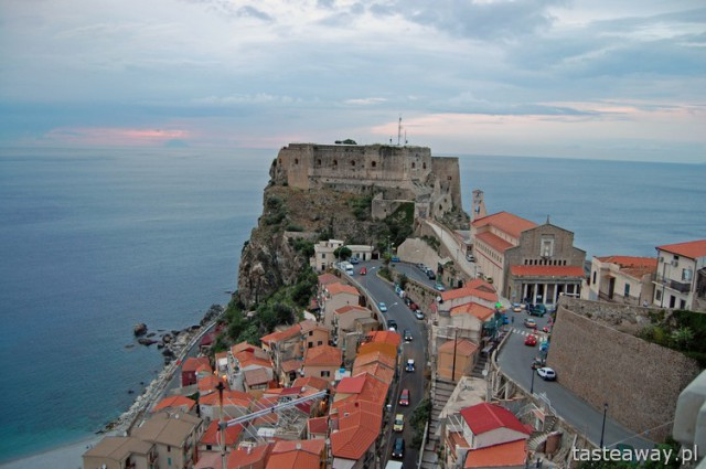 Castello Ruffo, Scilla, South Italy