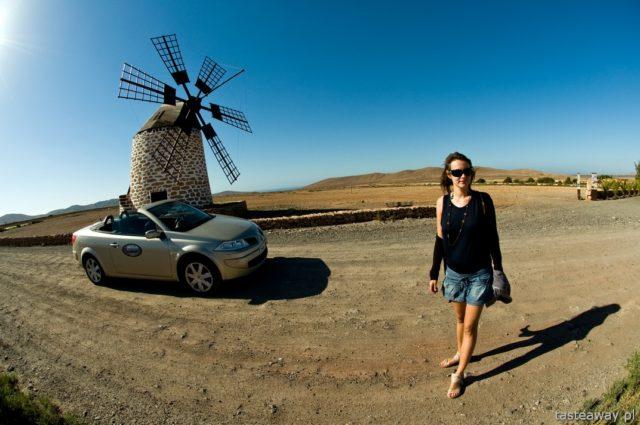 Fuerteventura, Wyspy Kanaryjskie, wynajem samochodu, jak wypożyczyć auto