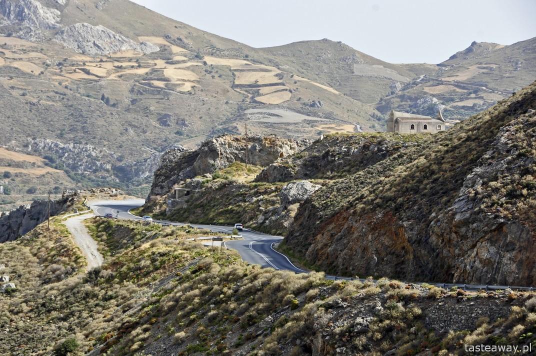 Kreta, monaster, monaster Preveli