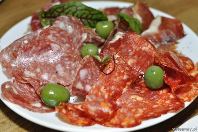 cold cuts platter, Ale Wino, winebar, wine, starter, Warsaw