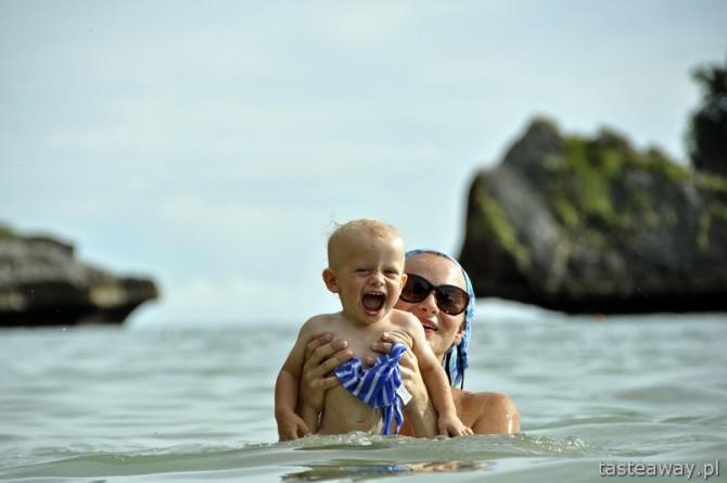 podróżowanie z dzieckiem, ochrona przeciwsłoneczna, słońce