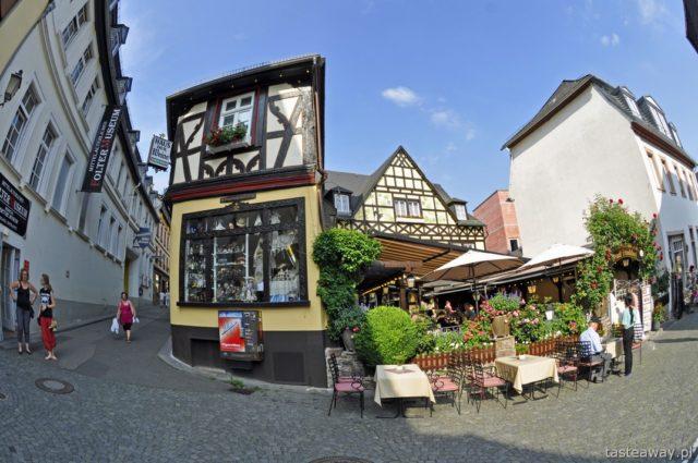 Rudesheim, Rhineland, Rhine, Germany